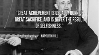 """Some motivation from Mr. Napoleon Hill 📖🖋 engineering engineers motivation engineer napoleonhill achievement sacrifice results selfishness monday tuesday calculus chemistry science lawofattraction engineeringrepublic engineering_memes: """"GREAT ACHIEVEMENT IS USUALL BORN OF  GREAT SACRIFICE, AND IS NEVER THE RESULT  OF SELFISHNESS.""""  NAPOLEON HILL Some motivation from Mr. Napoleon Hill 📖🖋 engineering engineers motivation engineer napoleonhill achievement sacrifice results selfishness monday tuesday calculus chemistry science lawofattraction engineeringrepublic engineering_memes"""