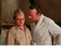 Memes, Radar, and Hate Me: Great Lines in TV History: M.A.S.H. Edition  Frank Burns: The men hate me, don't they? Radar: Just your guts, sir.