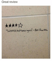 """😂🤣😂🤣: Great review  """"would pooP here azsin -Alex from ilha  again. 😂🤣😂🤣"""
