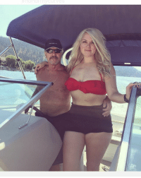 Love, Memes, and Bear: Great time with my papa bear out on the lake. Love you Ron! Thanks for having us lakeokanagan beautifulbritishcolumbia bc vernon honormycurves