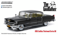 Dating, Friends, and Memes: GREEMILUGHT  @GLCollectibles  /GreenLight.LLC  TM & O2016 Paramount Pictures. All Rights Reserved.  1955 Cadillac Fleetwood Series 60 We're going to make you an offer you can't refuse: A free Godfather Cadillac 1:18 scale die-cast! What gift would you request from Don Corleone on his daughter's wedding day? Just post your answers below and the request with the most likes will win! So, make sure to share and get your friends to join in, capisce? In the event of a tie, we will choose the winner at random - all other requests will sleep with the fishes.  ---------------------- PRIZE: (1) 1:18 scale 1955 Cadillac Fleetwood Series 60 Special, The Godfather (1972) Die-Cast Car valued at $69.99. No purchase necessary. Contest open to all countries. Contest winner responsible for any additional fees/taxes accrued upon prize entering contest winners country, if applicable. Contest runs from 12pm (EST) 5/12/2016 and scheduled termination date of the sweepstakes is 12pm (EST) 5/14/2016  Winners chosen at random from comments thread, as long as comment fits guidelines mentioned above. Verification is at the discretion of contest provider. Winner to be announced at 12pm EST on contest end date. Sponsored by GreenLight, LLC. 5855 W. 74th St. Indianapolis, IN 46278.