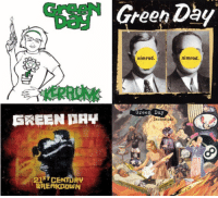 Loss memes will be the end of me -St Jimmy: GREEN DAN  21 HCENTORN  BREAKDDUIN  Green  Dhy  nimrod.  nimrod.  Green Day  Insomniac Loss memes will be the end of me -St Jimmy