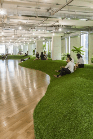 Office, Vietnam, and Ho Chi Minh: Green Office by 07beach and Studio Happ, Ho Chi Minh City, Vietnam.