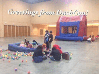 """Motherfucking Dashcon holy shit I can't stop laughing.  Okay so for those of you who have no fucking clue, lemme sum up this fucking shitshow of events for you.  DashCon is a convention being held in Illinois this weekend, and was supposed to be a """"by fans for fans"""" Tumblr fandom circlejerk convention. They had held a fundraiser months ago to kickstart the convention and from what I understand they didn't raise nearly enough money for it but were like """"eh fuggit let's do it anyways."""" Despite this, the convention seemed legit. They had signed on the Welcome to Nightvale crew and even Steam Powered Giraffe for entertainment so I mean like that's not bad.  Except Steam Powered Giraffe mysteriously cancelled months before the event. Instead of actually telling everyone this, the con staff decided to just pretend they were still going to play and didn't even actually confirm to anyone that the band had cancelled untill everyone was already there.  This is where it gets good. Shortly after the con is supposed to be underway, the con staff frantically comes to everyone saying that the hotel is asking for """"an unexpected 20,000 dollar fee"""" for the con space and start begging people for money. They raise 17,000 dollars, which they tell everyone is sufficient as the hotel can just liquidate the remaining 3k. This 17k is then never seen again, and when asked, the hotel staff is claiming they know nothing about a 20,000 dollar fee.  So the con continues it's clusterfuck of events, panels are horribly disorganized, underage attendees are being let into 18+ panels about BDSM, homestuck porn and BenanJerrys Cumbath worship, and instead of the promised vendor hall, congoers are met with A bouncy castle and a sad fucking excuse for a ball pit: A kiddy pool filled with plastic balls that is deflating by the second.  News goes around that Nightvale has cancelled due to lack of payment and is pissed because they had to postpone several dates on their tour for this shit. People are deman"""