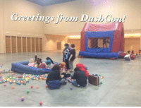 Greetings from Dash Cun! <p>DashCon Was a Rousing Success This Year!</p>