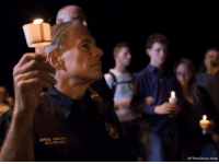 Texas Governor Greg Abbott joined mourners in a candlelight vigil for the victims of a fatal shooting at the First Baptist Church in Sutherland Springs, Texas.: GRES ABB0  GOVEANOR  AP Photo/Darren Abate) Texas Governor Greg Abbott joined mourners in a candlelight vigil for the victims of a fatal shooting at the First Baptist Church in Sutherland Springs, Texas.