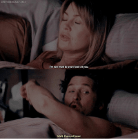 — 7x11 what's your favorite animal? GreysAnatomy: GREYSBASICALLY 7X11  I'm too mad to even look at you.  Well, then roll over. — 7x11 what's your favorite animal? GreysAnatomy