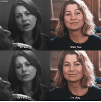 [11x21-12x09] She is fine. She is okay. 💖 ---- ≪ °✾° ≫ ---- what's your favorite thing about Meredith? for me, just about everything!!🥰 ---- ≪ °✾° ≫ ---- follow @greysinc (me) for more edits! ---- ≪ °✾° ≫ ---- greysanatomy meredithgrey ellenpompeo omgpage tgit shondaland ga greys greysabc abc greysanatomyfanpage: GREYSINC  I'll be fine.  It's okay.  We'll be fine  I'm okay. [11x21-12x09] She is fine. She is okay. 💖 ---- ≪ °✾° ≫ ---- what's your favorite thing about Meredith? for me, just about everything!!🥰 ---- ≪ °✾° ≫ ---- follow @greysinc (me) for more edits! ---- ≪ °✾° ≫ ---- greysanatomy meredithgrey ellenpompeo omgpage tgit shondaland ga greys greysabc abc greysanatomyfanpage