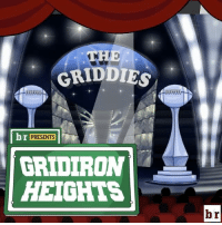 "Aaron Rodgers, Roger, and Roger Goodell: GRIDDIG  br PRESENTS  GRIDIRON  HEIGHTS  br Roger Goodell honors the best in GridironHeights at ""The Griddies,"" but not before Aaron Rodgers goes full Kanye"