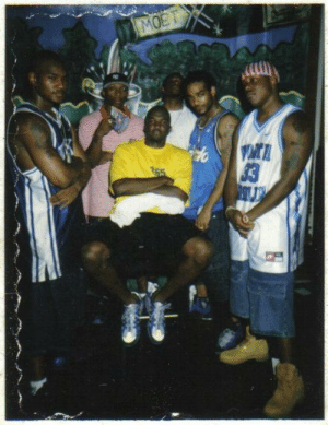 Tumblr, Blog, and Http: groove-theory: Big L, Cam'ron, Mase, Jim Jones