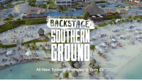 If you missed Castaway with Southern Ground in Mexico, you can catch some of our performances on episode 4 of Backstage: Southern Ground! Tune in to The Zamily's Facebook Live tonight at 9pm ET to experience the highlights from our tropical getaway.: GROUND  ay a 9pm EST  All New Episode If you missed Castaway with Southern Ground in Mexico, you can catch some of our performances on episode 4 of Backstage: Southern Ground! Tune in to The Zamily's Facebook Live tonight at 9pm ET to experience the highlights from our tropical getaway.