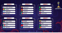 Memes, 🤖, and Usa: GROUP A  GROUP B  GROUP C  ZAMBIA  KOREA REPUBLIC  VENEZUELA  GUINEA  PORTUGAL  GERMANY  IRAN  VANUATU  ARGENTINA  MEXICO  ENGLAND  COSTA RICA  GROUP D  GROUPE  GROUP F  I FRANCE  SOUTH AFRICA  ECUADOR  JAPAN  HONDURAS  USA  SAUDI ARABIA  VIETNAM  ITALY  SENEGAL  URUGUAY  NEW ZEALAND  KOREA REP. 2017 What a draw for the u20wc! There were gasps around the room as hosts @thekfa were drawn with @afaseleccion and @england, while they kick off the tournament against Guinea! So big games to come when the action kicks off on 20 May! football korea argentina england venezuela germany vanuatu mexico zambia portugal iran costarica southafrica japan italy uruguay france honduras vietnam newzealand ecuador usa saudiarabia senegal