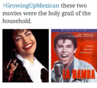 Memes, Holy Grail, and 🤖: Growing UpMexican these two  movies were the holy grail of the  household.