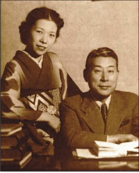 "Church, Desperate, and Family: grrlpup: antifainternational:  mousezilla:  rhube:  fahrlight:  westsemiteblues:  returnofthejudai:  robowolves:  bemusedlybespectacled:  gdfalksen:  Chiune Sugihara. This man saved 6000 Jews. He was a Japanese diplomat in Lithuania. When the Nazis began rounding up Jews, Sugihara risked his life to start issuing unlawful travel visas to Jews. He hand-wrote them 18 hrs a day. The day his consulate closed and he had to evacuate, witnesses claim he was STILL writing visas and throwing from the train as he pulled away. He saved 6000 lives. The world didn't know what he'd done until Israel honored him in 1985, the year before he died.  Why can't we have a movie about him?  He was often called ""Sempo"", an alternative reading of the characters of his first name, as that was easier for Westerners to pronounce. His wife, Yukiko, was also a part of this; she is often credited with suggesting the plan. The Sugihara family was held in a Soviet POW camp for 18 months until the end of the war; within a year of returning home, Sugihara was asked to resign - officially due to downsizing, but most likely because the government disagreed with his actions. He didn't simply grant visas - he granted visas against direct orders, after attempting three times to receive permission from the Japanese Foreign Ministry and being turned down each time. He did not ""misread"" orders; he was in direct violation of them, with the encouragement and support of his wife. He was honoured as Righteous Among the Nations in 1985, a year before he died in Kamakura; he and his descendants have also been granted permanent Israeli citizenship. He was also posthumously awarded the Life Saving Cross of Lithuania (1993); Commander's Cross Order of Merit of the Republic of Poland (1996); and the Commander's Cross with Star of the Order of Polonia Restituta (2007). Though not canonized, some Eastern Orthodox Christians recognize him as a saint. Sugihara was born in Gifu on the first day of 1900, January 1. He achieved top marks in his schooling; his father wanted him to become a physician, but Sugihara wished to pursue learning English. He deliberately failed the exam by writing only his name and then entered Waseda, where he majored in English. He joined the Foreign Ministry after graduation and worked in the Manchurian Foreign Office in Harbin (where he learned Russian and German; he also converted to the Eastern Orthodox Church during this time). He resigned his post in protest over how the Japanese government treated the local Chinese citizens. He eventually married Yukiko Kikuchi, who would suggest and encourage his acts in Lithuania; they had four sons together. Chiune Sugihara passed away July 31, 1986, at the age of 86. Until her own passing in 2008, Yukiko continued as an ambassador of his legacy. It is estimated that the Sugiharas saved between 6,000-10,000 Lithuanian and Polish Jewish people.  It's a tragedy that the Sugiharas aren't household names. They are among the greatest heroes of WWII. Is it because they were from an Axis Power? Is it because they aren't European? I don't know. But I've decided to always reblog them when they come across my dash. If I had the money, I would finance a movie about them.  He told an interviewer: You want to know about my motivation, don't you? Well. It is the kind of sentiments anyone would have when he actually sees refugees face to face, begging with tears in their eyes. He just cannot help but sympathize with them. Among the refugees were the elderly and women. They were so desperate that they went so far as to kiss my shoes, Yes, I actually witnessed such scenes with my own eyes. Also, I felt at that time, that the Japanese government did not have any uniform opinion in Tokyo. Some Japanese military leaders were just scared because of the pressure from the Nazis; while other officials in the Home Ministry were simply ambivalent.  People in Tokyo were not united. I felt it silly to deal with them. So, I made up my mind not to wait for their reply. I knew that somebody would surely complain about me in the future. But, I myself thought this would be the right thing to do. There is nothing wrong in saving many people's lives….The spirit of humanity, philanthropy…neighborly friendship…with this spirit, I ventured to do what I did, confronting this most difficult situation—and because of this reason, I went ahead with redoubled courage. He died in nearly complete obscurity in Japan. His neighbors were shocked when people from all over, including Israeli diplomatic personnel, showed up at quiet little Mr. Sugihara's funeral.  I will forever reblog this, I wish more people would know about them!  I liked this before when it had way less information. Thank you, history-sharers.  Tucked away in a corner in L.A.'s Little Tokyo is a life-sized statue of Chiune, seated on a bench and smiling gently as he holds out a visa.  The stone next to him bears a quote from the Talmud; ""He who saves one life, saves the entire world.""   I had no idea it existed until a few weeks ago, but it's since become one of my favorite pieces of public art.   Chiune Sugihara.  Original antifa.  always reblog Chiune Sugihara. I have his picture over my desk at work to remind me what's important."