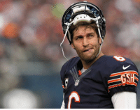 Jay Cutler looks like he doesn't tip pizza delivery drivers.: GSH Jay Cutler looks like he doesn't tip pizza delivery drivers.