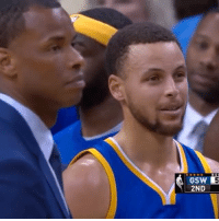 Crazy, Memes, and Fight: GSW 5  2ND- Crazy fight leads to Curry's 3 point buzzer beater 👀💪🏼 StephCurry RussellWestbrook - Follow @floaters for more!