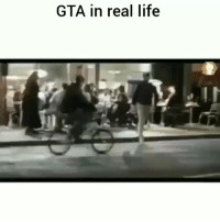 Funny, Life, and Love: GTA in real life GTA in real life: i love how everyone is just watching 😂💀 @trollstationyt HoodClips
