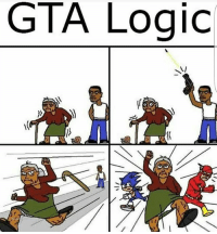 Logic, Memes, and Gaming: GTA Logic Just GTA things.... gtav gta gaming gamers gaminglogic gtalogic geekculture