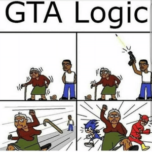 Logic, True, and Gta: GTA Logic True