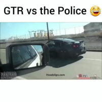 Funny, Police, and The Hood: GTR vs the Police  Hood clips.com Haha damn only in the hood😩😂 HoodClips