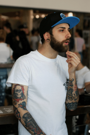 guaizine:  Guaizine ft. International Tattoo Expo Roma#Roma #Italy May 2015#PHOTO by male®: guaizine:  Guaizine ft. International Tattoo Expo Roma#Roma #Italy May 2015#PHOTO by male®
