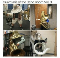 Band: Guardians of the Band Room Vol. 3