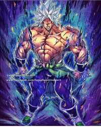 Who could beat Ultra Instinct Broly? —————— Art by @inkartluis broly goku vegeta dragonballsuper: gueiredo Ar  ook.com/luisgfigteire  dart Who could beat Ultra Instinct Broly? —————— Art by @inkartluis broly goku vegeta dragonballsuper