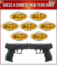 Let's see how well you know your CNY songs! HAHAHAH!: GUESS A CHINESE NEW YEAR SONG! Let's see how well you know your CNY songs! HAHAHAH!