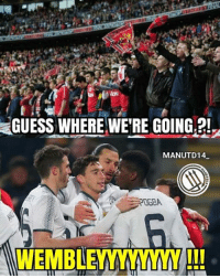 "Memes, Magnificent, and José Mourinho: GUESS WHERE WERE GOING.?!  MANUTD14  TTENR Jose Mourinho on United fans: ""They the best, unbelievable. Passion or cold or both together, but they were absolutely magnificent"" . WE ARE UNITED, WE ARE FAMILY, BELIEVE IN UNITED, BELIEVE IN MOU 🔴🔴🔴 Not just yesterday, today or tomorrow but for life... we will always support our team 💪 . mufc manchesterunited ggmu mourinho davesaves reddevils oldtrafford darmian mkhitaryan ibrahimovic bailly pogba waynerooney martial anderherrera rashford philjones daleyblind lingard ashleyyoung valencia lukeshaw smalling daviddegea juanmata manutd14_ manutd14_id"