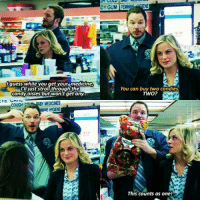Happy Birthday, Chris Pratt! 🎉 AmyPoehler ChrisPratt LeslieKnope AndyDwyer ParksAndRec ParksAndRecreation: guess while you get through the  candy aisles butwonit get any.  COUGH  BABY MEDICNES  NINE HYGENE  You can buy two candies.  TWO?  This counts as one! Happy Birthday, Chris Pratt! 🎉 AmyPoehler ChrisPratt LeslieKnope AndyDwyer ParksAndRec ParksAndRecreation