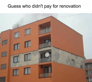 Top 28 Funniest Dank Memes Try Not To Laugh - JustViral.Net: Guess who didn't pay for renovation  IT Top 28 Funniest Dank Memes Try Not To Laugh - JustViral.Net