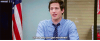 Memes, Tumblr, and Blog: Guess  who just got murdered sergeant-santiago:The holy trinity of Jake Peralta memes