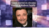 Nathan Lane celebrates his 61st Birthday today!: Guest starred on sitcoms  Frasier & Modern Family Nathan Lane celebrates his 61st Birthday today!