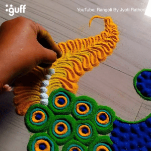 Dank, youtube.com, and Ancient: guff  YouTube: Rangoli By Jyoti Ratho Learn about the amazing and ancient art of rangoli...