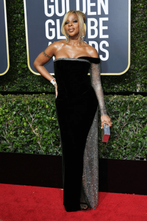 mcavoys:  MARY J. BLIGE75th Annual Golden Globe Awards, Los Angeles | January 7, 2018     This is honestly a stunning look : GUIDEN  as mcavoys:  MARY J. BLIGE75th Annual Golden Globe Awards, Los Angeles | January 7, 2018     This is honestly a stunning look