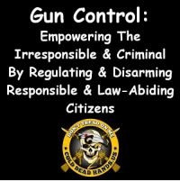 Hillary Clinton's view of the 2nd Amendment.  What do you think our response to that is?  Gun Up, Train and Carry  Jon Britton aka DoubleTap: Gun Control:  Empowering The  Irresponsible & Criminal  By Regulating & Disarming  Responsible & Law-Abiding  Citizens  EREAD  EAD HAA Hillary Clinton's view of the 2nd Amendment.  What do you think our response to that is?  Gun Up, Train and Carry  Jon Britton aka DoubleTap