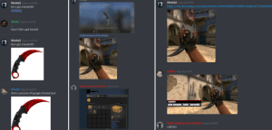 Guy in a Discord server claims receiving a Karambit in CS:GO, gets called out multiple times even after his Steam inventory is exposed: Guy in a Discord server claims receiving a Karambit in CS:GO, gets called out multiple times even after his Steam inventory is exposed