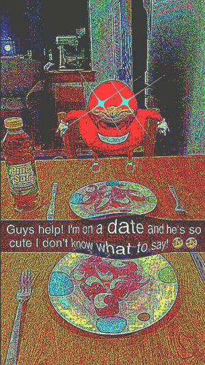 Cute, Date, and Help: Guys help! Imon a date andhe's so  cute I don't know what to Say ok this is e🅱️ic