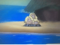 Dank, Fucking, and Fuck: Guys holy fuck this is actually the official Alolan Dugtrio!  Look at its fucking hair!  It's fucking worth L'Oreal!  It has the same hair stylist as Mega Ampharos!