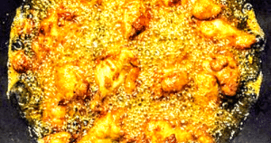Guys i deep fried a picture of a deep fried food.: Guys i deep fried a picture of a deep fried food.