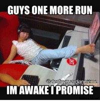 Tag that one friend that always passes out while gaming!!!!! 😴😴😴😴😴😴😴😴🙈🙈🙈 destinymemes destinymeme destinyfail destiny guardian gamer xboxone ps4 bungie meme crota nightfall glimmer: GUYS ONE MORE RUN  codestnyguardianmeme  IM AWAKE I PROMISE Tag that one friend that always passes out while gaming!!!!! 😴😴😴😴😴😴😴😴🙈🙈🙈 destinymemes destinymeme destinyfail destiny guardian gamer xboxone ps4 bungie meme crota nightfall glimmer