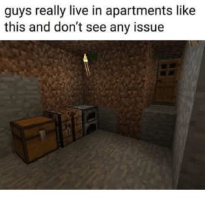 Dank, Memes, and Target: guys really live in apartments like  this and don't see any issue home sweet home by rvatina1 MORE MEMES