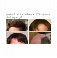 omfg check out the hilarious new post on @theofficeshowvideos: guys with hair like this have a 125% chance of  stealing your girl omfg check out the hilarious new post on @theofficeshowvideos