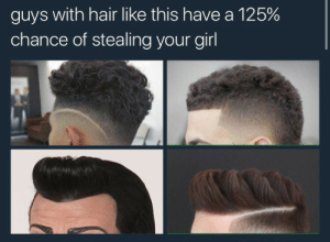 thecrustychicano:  codeblaque:  yomonkeysuncle:  codeblaque:  No they really don't  If your girl is dating Pidgeotto maybe  😂😂  Bottom left is the lazy town villian y'all need to chill lmao: guys with hair like this have a 125%  chance of stealing your girl thecrustychicano:  codeblaque:  yomonkeysuncle:  codeblaque:  No they really don't  If your girl is dating Pidgeotto maybe  😂😂  Bottom left is the lazy town villian y'all need to chill lmao
