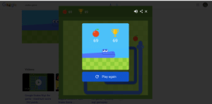 My classmates told me it couldn't be done: Gwagle  snake game  69  69  O0  69  69  Videos  C Play again  14:28  Google Snake/Wąż the  game - maximum score  Liggeoronunco Epio  - 252 points  wąż gameplay  Snake Game My classmates told me it couldn't be done