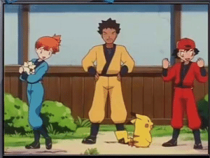 Target, Tumblr, and Blog: gwen-skyes:  hollyninetales:  Team Mystic - Team Instinct - Team Valor  Actual canon.