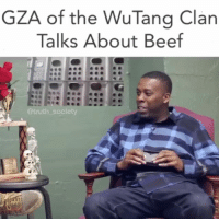 Beef, Memes, and Fuck: GZA of the WuTang Clan  Talks About Beef  @truth society @Regran_ed from @truth_society - Your Health Ain't Nuthing ta Fuck Wit 🔥💯 wutang hiphop plantbased healthiswealth - regrann