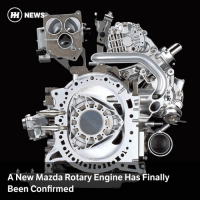 Memes, Death, and Been: H NEW  A New Mazda Rotary Engine Has Finally  Been Confirmed Via @carthrottlenews - With rotary engines long since having died a death from which most people assumed there would be no resurrection, Mazda has finally confirmed that a new one does exist, and that it's almost ready for production
