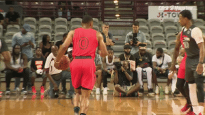 James Harden, Memes, and Russell Westbrook: H TO  0  Ni James Harden throwing lobs to Russell Westbrook during last year's #JHTownWeekend charity game.    https://t.co/KS0mOSdaej