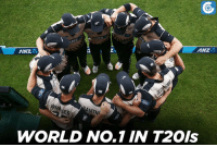 Congratulations Blackcaps on retaining the No.1 T20I spot.: HA  ANT  LER  WORLD NOT IN T2Ols Congratulations Blackcaps on retaining the No.1 T20I spot.